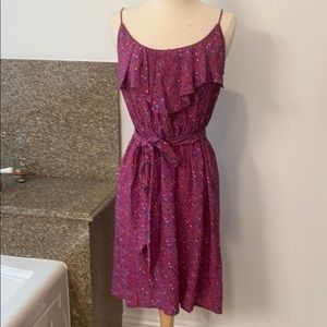 Rebecca Taylor silk summer dress